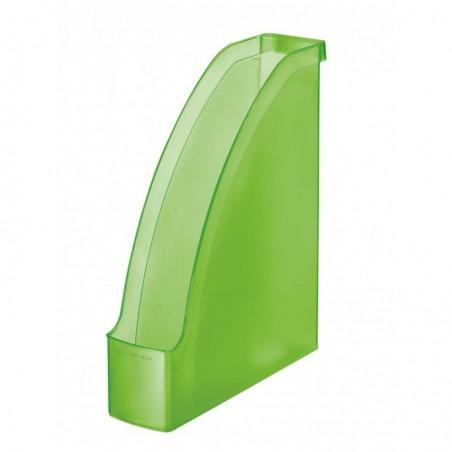 LEITZ Porte-revues Plus pour A4 polystyrène Dos 70 mm 78 x 300 x 278 Vert givré