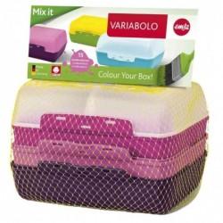 EMSA Pack de 4 Variabolo...