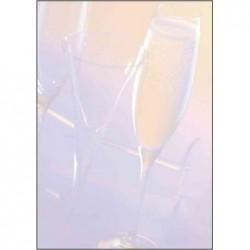 """SIGEL Papier à motif, A4, 90 g, design """"Santé"""", papier"""