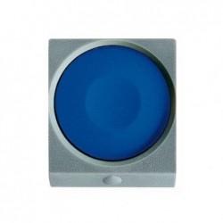 PELIKAN paquet de 10 godets de rechange 735K, bleu de cobalt(numéro 108a)