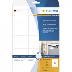 HERMA paquet de 270...