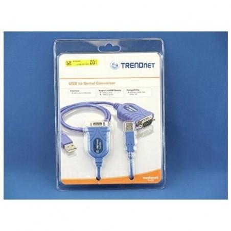 TRENDNET Convertisseur TU-S9 USB vers port serie