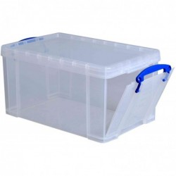 REALLY USE BOX Boîte de rangement 14 litres 255 x 210 x 395 mm Transparent