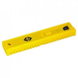 C.K Distributeur de 10 Lames de rechange pour Cutter 18 mm