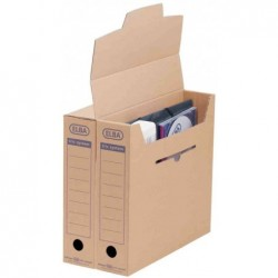 ELBA Lot de 12 Boîte d'archive tric System (L)76 x (P)339 x (H)314