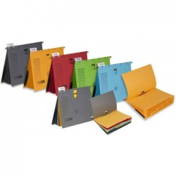 ELBA Agrafeuse organisation chic ultime, DIN A4, anthracite