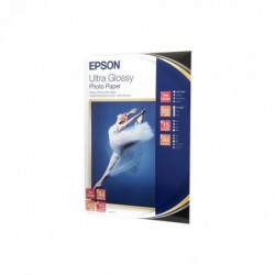 EPSON Papier photo Epson Ultra Glossy A4 15 feuilles