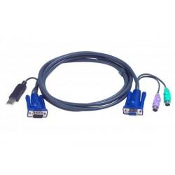 ATEN Cable kvm 2L-5506UP...
