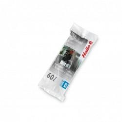 HAILO Rouleau de 10 Sacs poubelle avec sangle 60 litres Noir