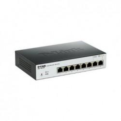 D-LINK D-Link EasySmart Switch DGS-1100-08P