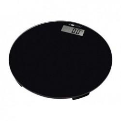 CLATRONIC Balance de salle de bain PW 3369 Noir