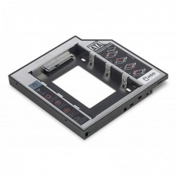 DIGITUS Cadre Support pour SSD/HDD Caddy SATA to SATA III 129x128x12.7 mm