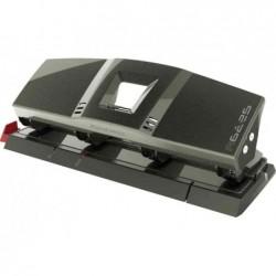 MAPED Perforateur 4 trous Advanced A6225 Cap 30 Feuilles Noir