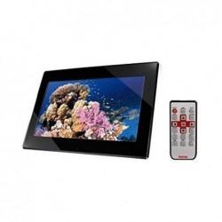 """HAMA Cadre photo numérique 156SLPHD 39,60 cm (15,6"""") slim HD musique&vidéo"""