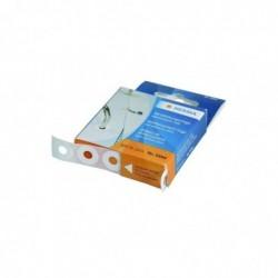 HERMA Oeillet de renforcement 12 mm plastique blanc Lot de 500