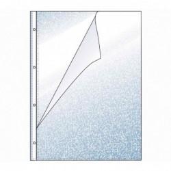 HETZEL Lot de 100 Pochettes standards à ouverture par le haut et latérale 95mic