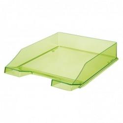 HAN Corbeille à courrier Vert 25,5 x 6,5 x 34,8 cm