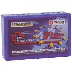 LEINA-WERKE Boîte de premier secours pour automobile Euro,