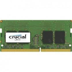 CRUCIAL TECHNOLOGY Mémoire 8GB DDR4 2400 MT/S (PC4-19200)