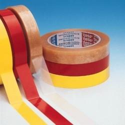TESA Ruban adhésif d'emballage 4104, 25mm x 66m, transparent, en PVC