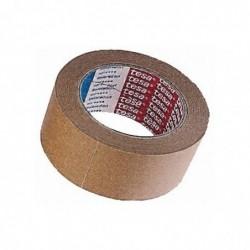 TESA Ruban adhésif d'emballage 4313 en papier 50 mm x 50 m Chamois