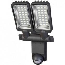 BRENNENSTUHL Projecteur LED Duo Premium City SV5405 PIR IP44