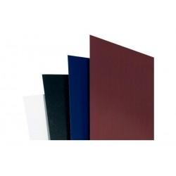 GBC Lot de 100 Regency Plats de couverture bleu 325 g par mètre carré