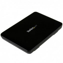 """STARTECH.COM Boîtier Externe USB 3.1 (10 Gb/s) sans outil pour disque dur SATA de 2,5"""" USB-C"""