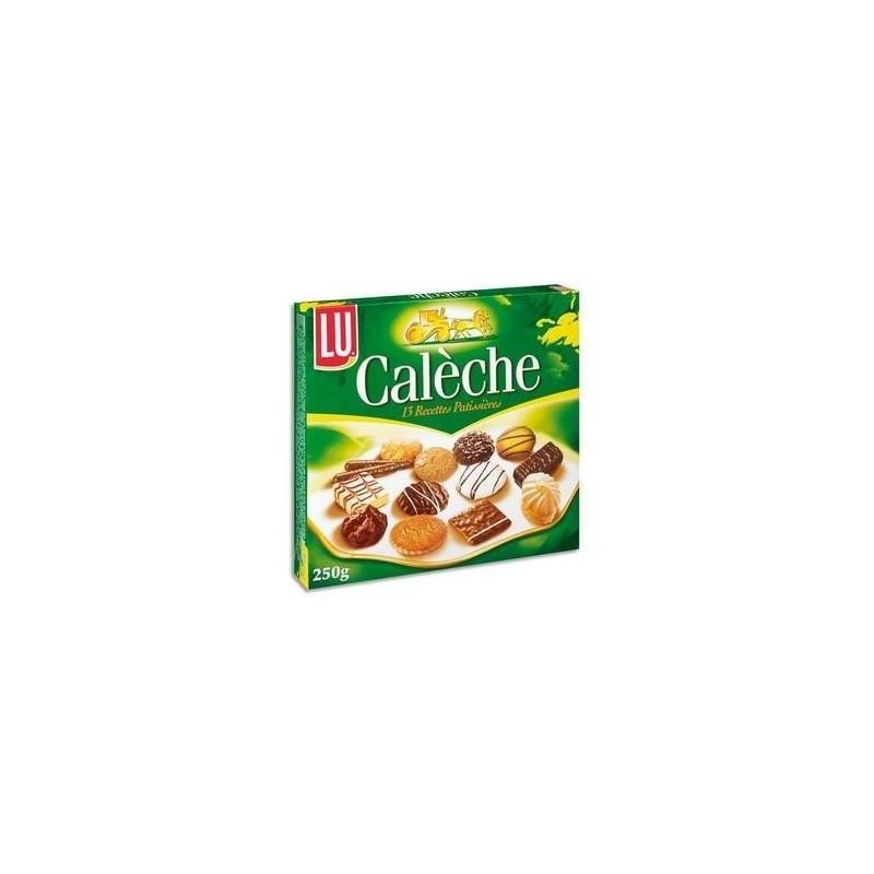 LU Boîte de 250g d'assortiment de biscuits sucrés CALECHE