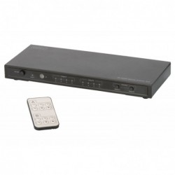 DIGITUS 4K HDMI Matrix Switch 4x2.