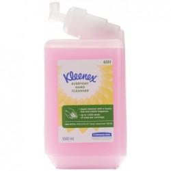 KLEENEX Cartouche de 1L crème de lavage des mains Usages courants -CLARK Professional