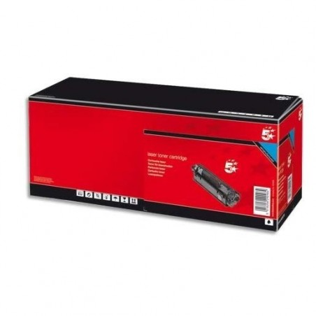 5 ETOILES cartouche de toner compatible pour HP Q5949X Noir