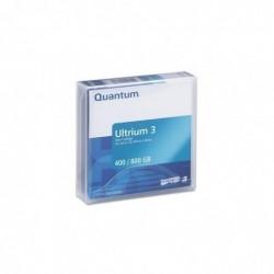 QUANTUM Cartouche sauvegarde LTO-3 Ultrium 400/800GB