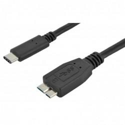 DIGITUS Câble USB Type-C to...