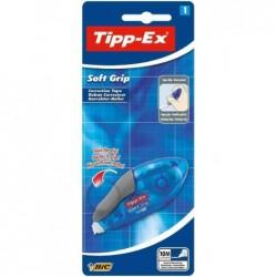 "TIPP-EX Roller de Correction ""Soft Grip"" 4,2 mm x 10 m"