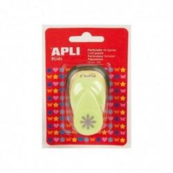 APLI Perforateur fantaisie Fleur  16 mm