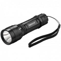 TECXUS Lampe de poche LED étanche Professionnelle Xpertlight XPG 230 Noir