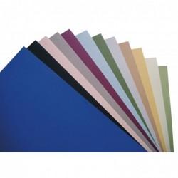 LEFRANC BOURGEOIS Paquet de 24 feuilles dessin couleur Tiziano 160 g couleurs vives assorties