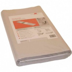SMARTBOXPRO Lot de 250 Feuilles Papier de soie 500 x 750 mm 30g