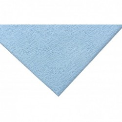 VILEDA Paquet de 5 Lavettes microfibre recouvert de PVA L38 x H35 x P0,1 cm bleu