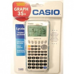 CASIO Calculatrice GRAPH...
