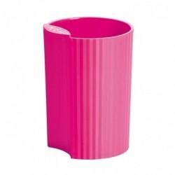 HAN Pot à crayons LOOP Trend Colour, plastique, rose