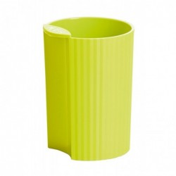 HAN Pot à crayons LOOP Trend Colour, plastique, lemon