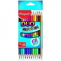 MAPED Crayons de couleur...