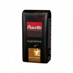 """TCHIBO Pqt 1 Kg Café """"Piacetto Supremo Caffè Crema"""" Grain corsé"""