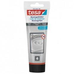 TESA Colle de montage pour papier peint et plâtre Tube 125ml