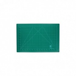 SAFETOOL Plaque de coupe quadrillée Autocicatrisante 450 X 300 X 3 mm Vert