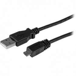 STARTECH.COM Câble USB 2.0 A vers Micro B 1 m Noir