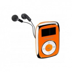 INTENSO Lecteur MP3 Intenso 8Go - Music Mover (Orange)