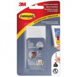 COMMAND Pack 4 x 2 Bandes...